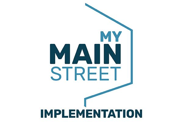 My Mainstreet Implementation Project logo